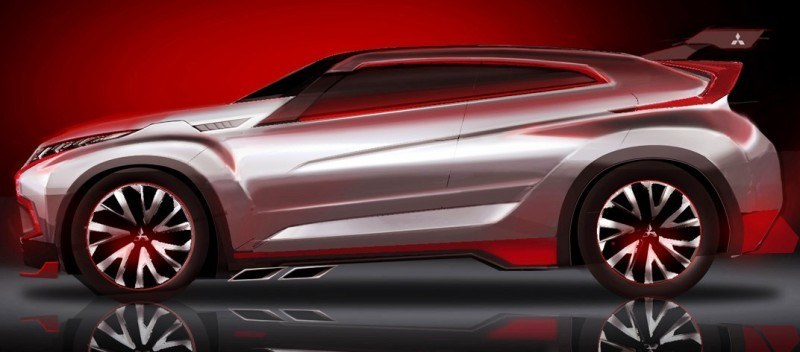 Vision GranTurismo Scores a Super Evo! Mitsubishi Concept XR-PHEV is Super Widetrack Racer 75