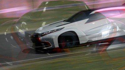Vision GranTurismo Scores a Super Evo! Mitsubishi Concept XR-PHEV is Super Widetrack Racer 8