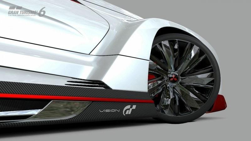 Vision GranTurismo Scores a Super Evo! Mitsubishi Concept XR-PHEV is Super Widetrack Racer 82