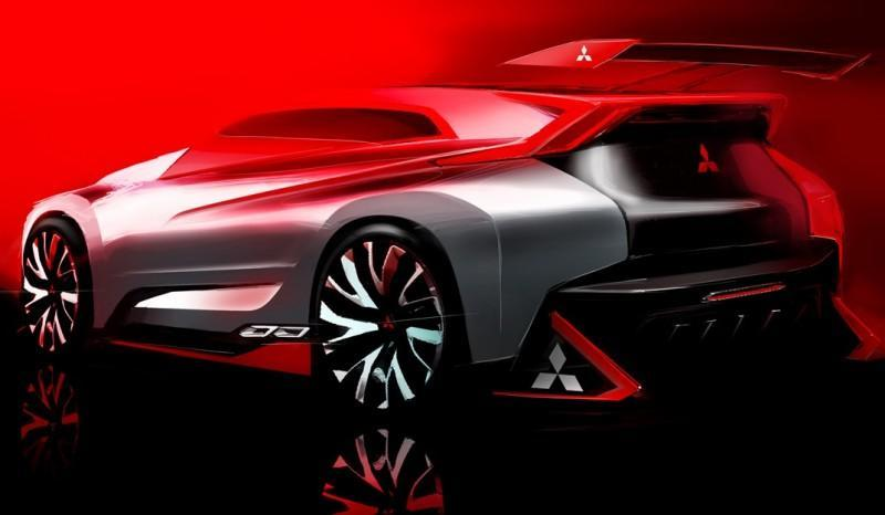 Vision GranTurismo Scores a Super Evo! Mitsubishi Concept XR-PHEV is Super Widetrack Racer 89