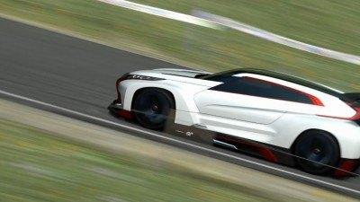 Vision GranTurismo Scores a Super Evo! Mitsubishi Concept XR-PHEV is Super Widetrack Racer 9