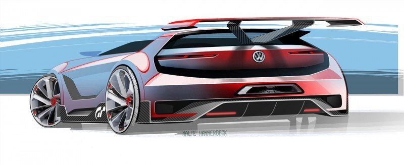 Volkswagen GTI Roadster Vision Gran Turismo Scores 4Motion and 500HP Twin-Turbo VR6 32