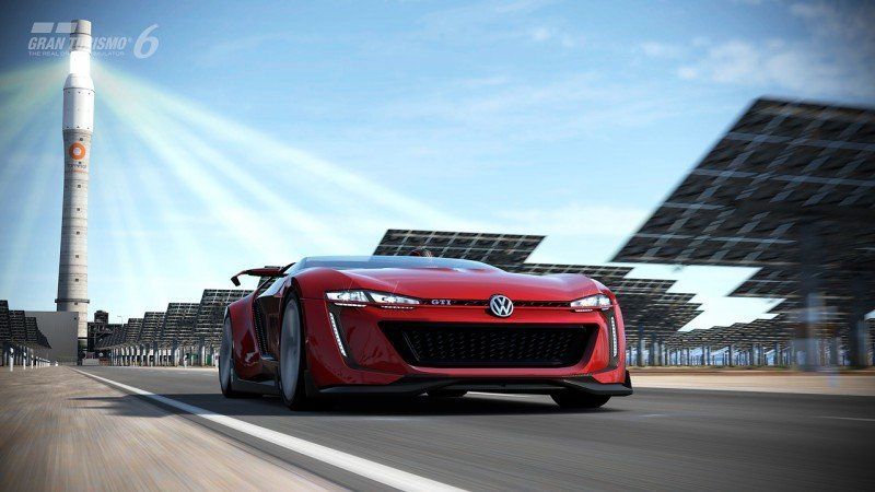 Volkswagen GTI Roadster Vision Gran Turismo Scores 4Motion and 500HP Twin-Turbo VR6 36