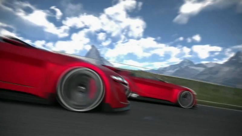 Volkswagen GTI Roadster Vision Gran Turismo Scores 4Motion and 500HP Twin-Turbo VR6 4