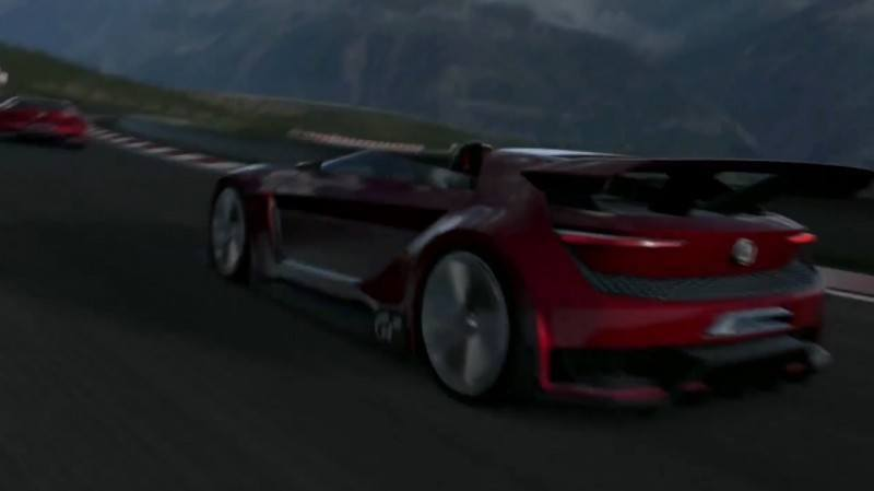 Volkswagen GTI Roadster Vision Gran Turismo Scores 4Motion and 500HP Twin-Turbo VR6 9