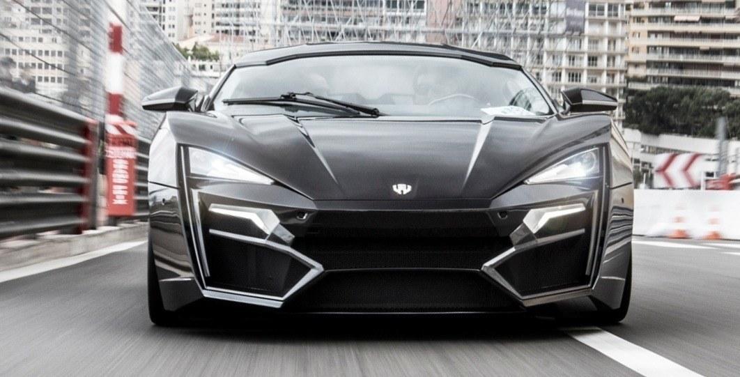 W Motors Lykan Monaco Beau Rivage
