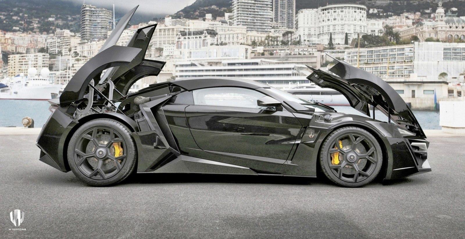 W Motors Lykan Monaco - Pier copy