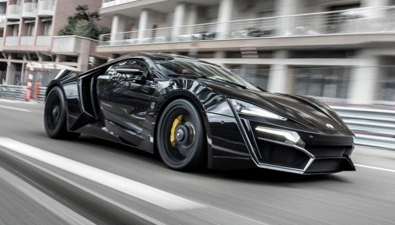 W Motors Lykan Monaco Ste Devote