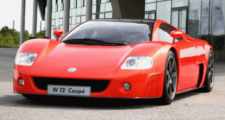 W12 Coupe gif