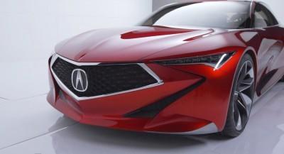 Worst of NAIAS - 2016 Acura Precision Concept 12
