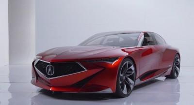 Worst of NAIAS - 2016 Acura Precision Concept 21