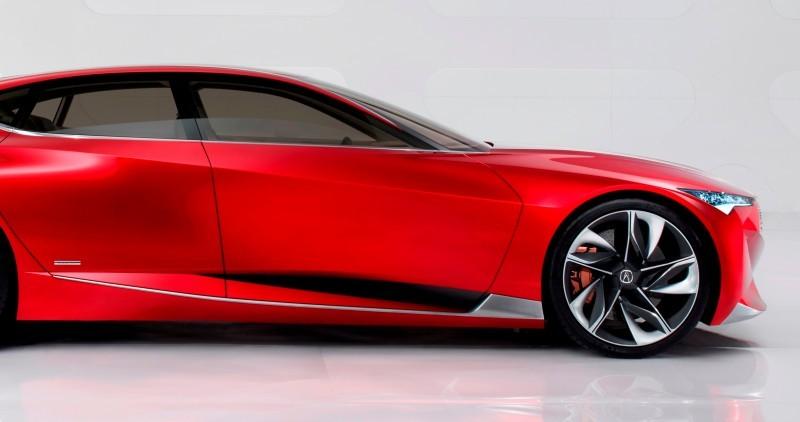 Worst of NAIAS - 2016 Acura Precision Concept 4