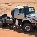 2016 Mercedes-Benz ZETROS - Next-Gen Heavy Hauler Combines 6x6 Grip, 110-Ton Max GVWR