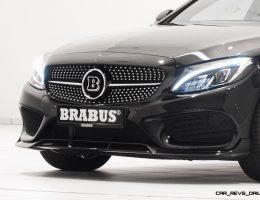 4.4s, 174MPH BRABUS C450 AMG Bumps Power to 410HP Via Now-Warrantied ECU Reflash