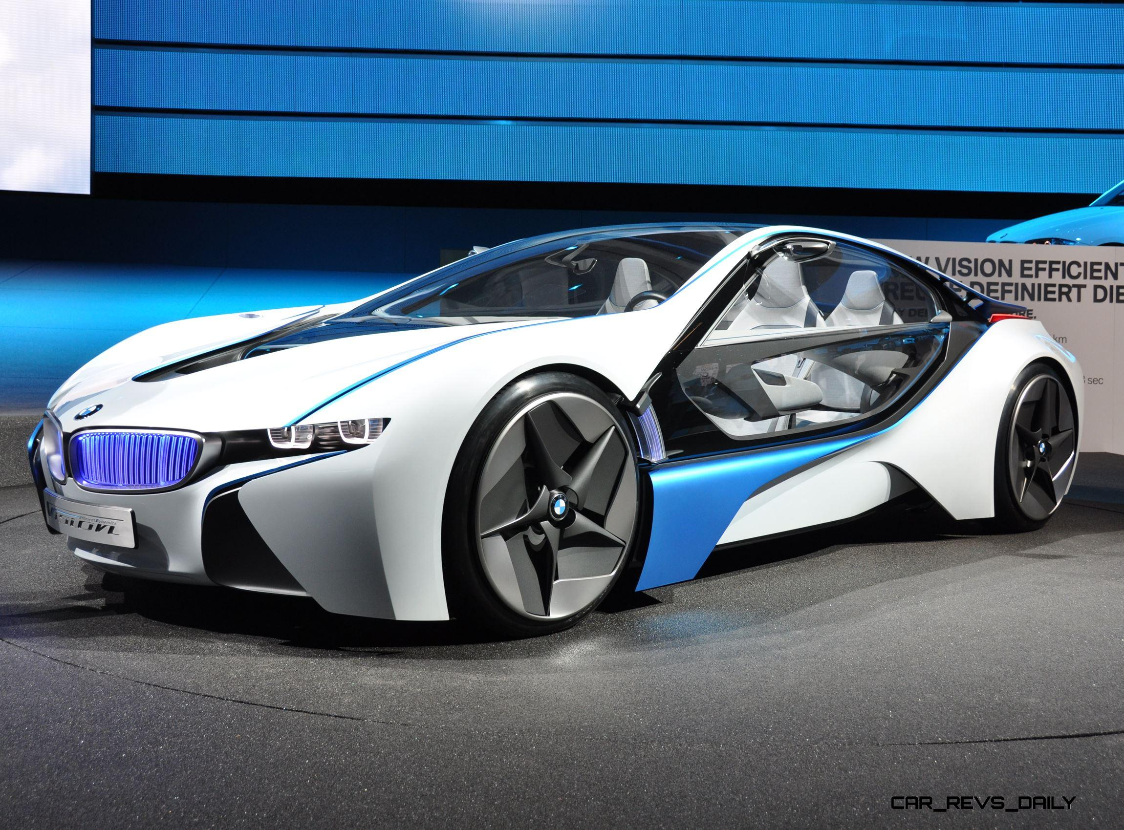 2017 bmw i6 is hiding in plain sight 2009 bmw vision efficientdynamics teased lwb i8. Black Bedroom Furniture Sets. Home Design Ideas