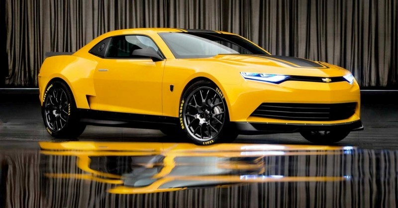 Prediction: Bumblebee Chevrolet Camaro Gone After ...