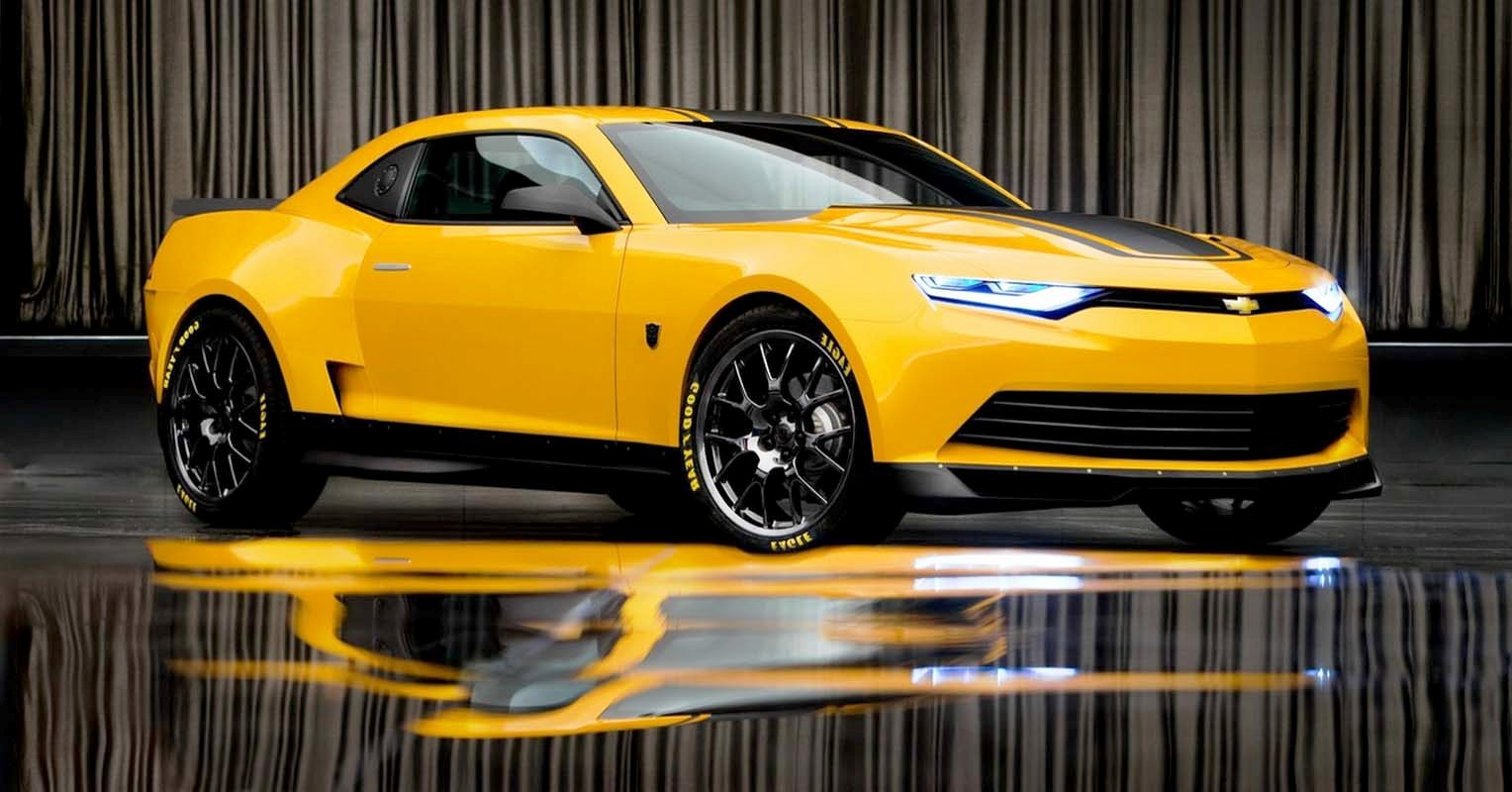 Prediction Bumblebee Chevrolet Camaro Gone After