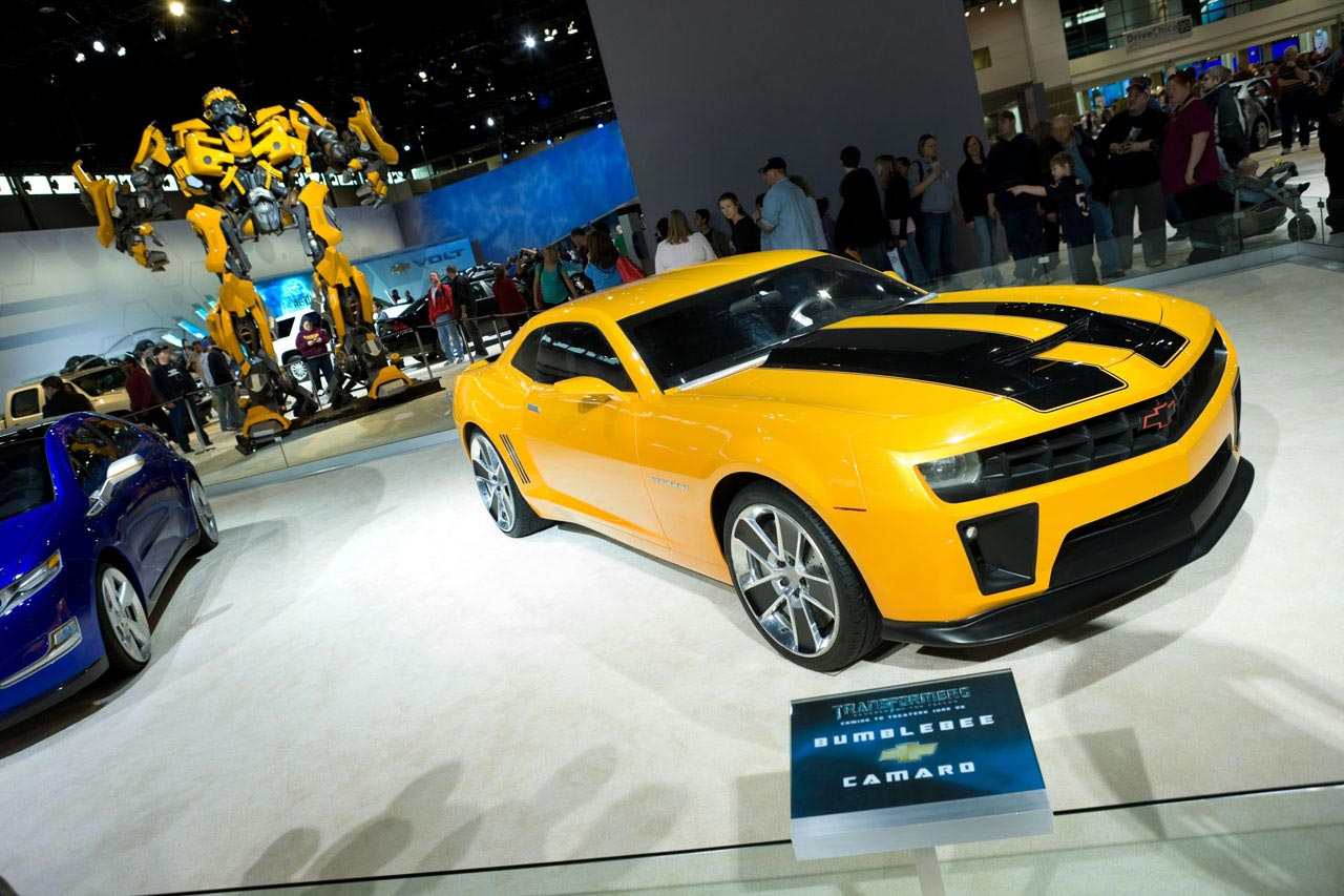 Prediction: Bumblebee Chevrolet Camaro Gone After Transformers4 + ...