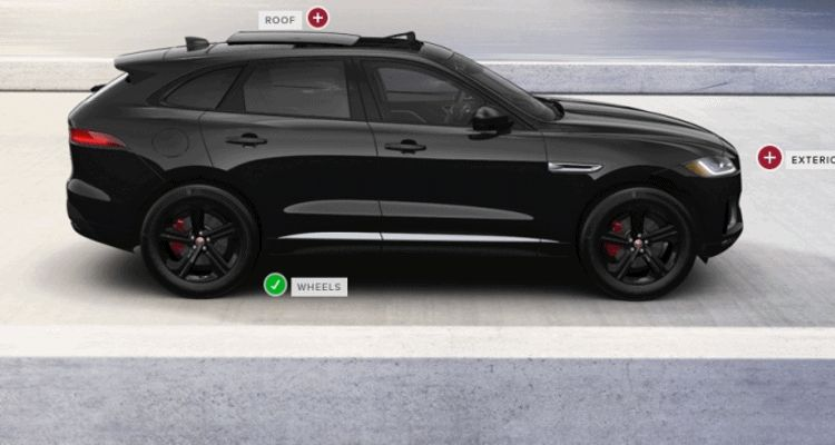 f-pace wheels