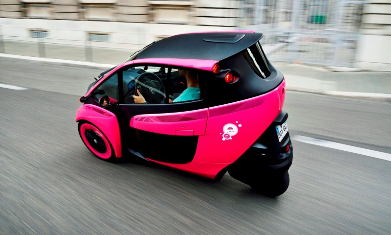 2015 toyota iroad and coms scooter. Black Bedroom Furniture Sets. Home Design Ideas