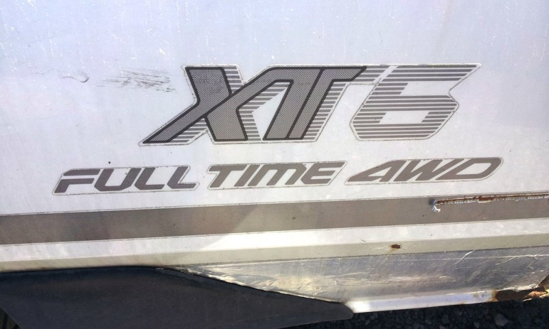 junkyard finds subaru XT6 rare old sports coupe_7346284916_l