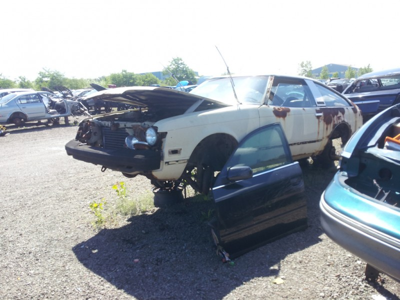 junkyard finds toyota celica supra comment below for parts request_7161078745_l