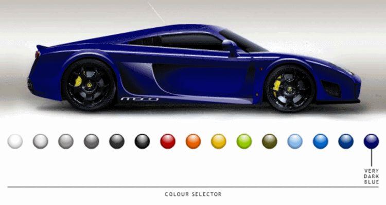 m600 colors