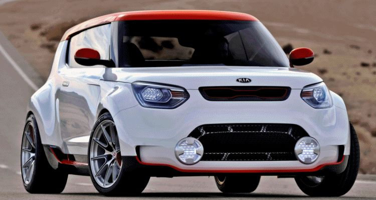 2012 kia trackster concept is widebody soul coupe with 250hp. Black Bedroom Furniture Sets. Home Design Ideas