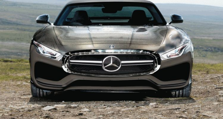 worse and worse AMG GT renderings